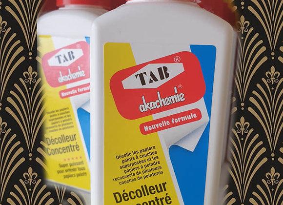 Décolleur concentré de papier peint AKA TAB en 250 ml