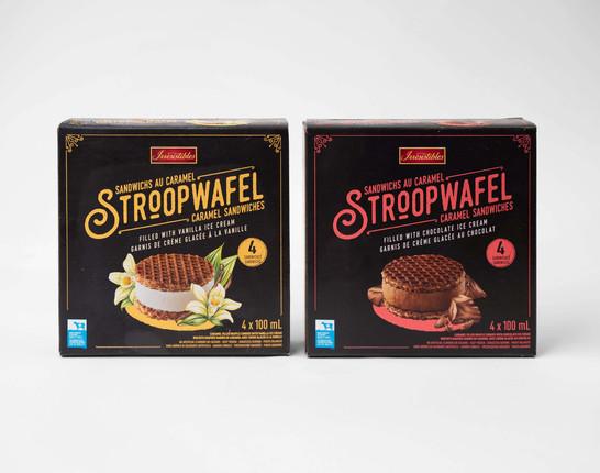 Irresistible Stroopwafel Caramel Sandwiches