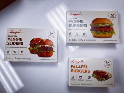 Longos Sliders and Burgers