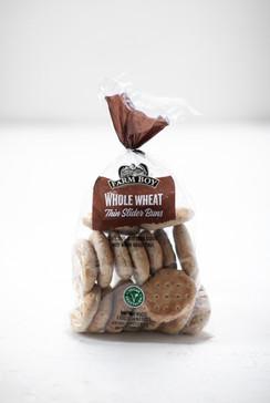 Farm Boy Whole Wheat Thin Slider Buns