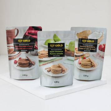 Co-op Gold Mini Stuffed Waffles