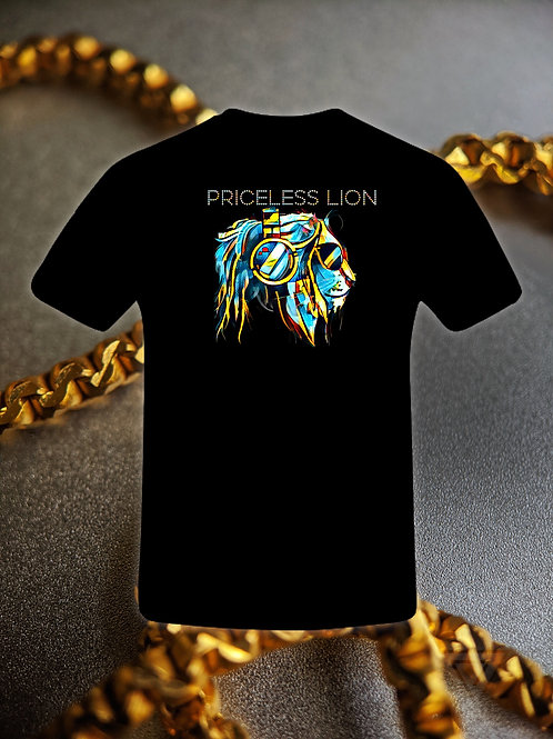 """Priceless Lion """"Unbothered"""" Tee"""