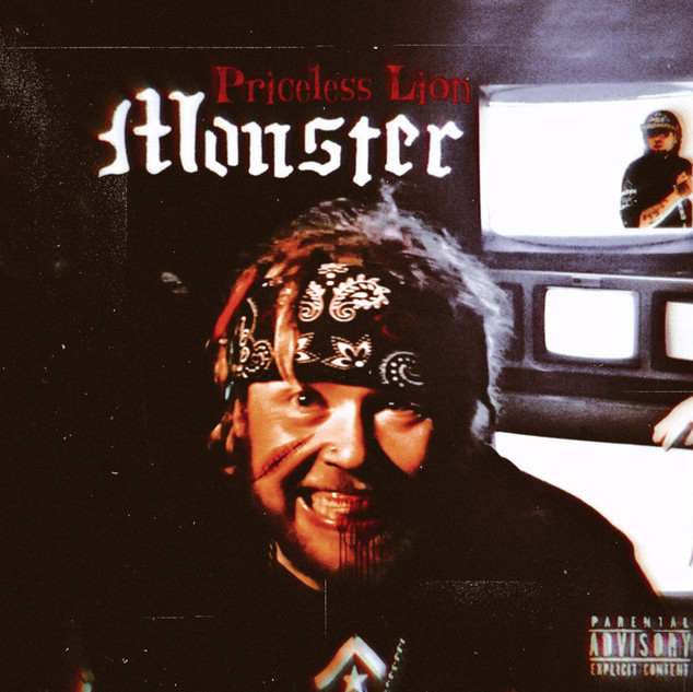 Monster - Priceless Lion