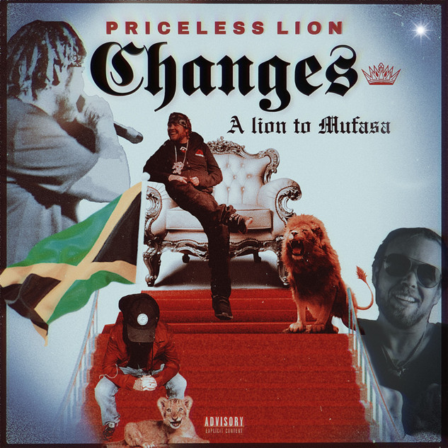 Changes; A Lion to Mufasa - Priceless Lion