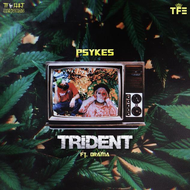 Trident (feat. Drama) - Psykes