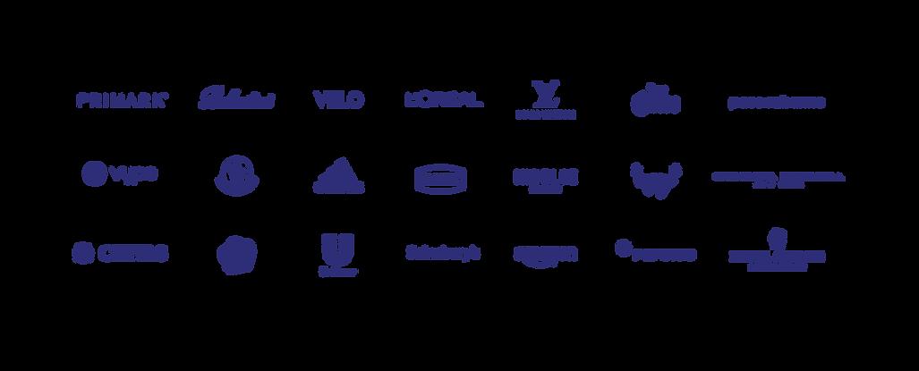 brands we work with at hexcite studio sp