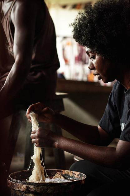Mariama Washing Yarn