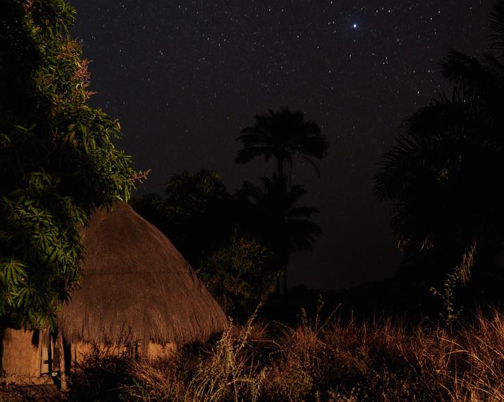 Modiya at night