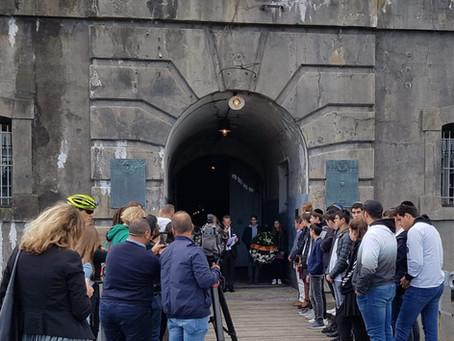 75 jaar Bevrijding van Antwerpen en het Fort van Breedonk