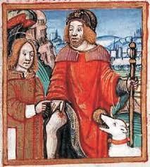 """""""Sint Rochus, beschermt ons!!!"""""""