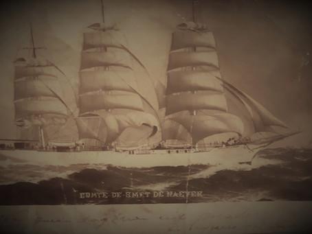 Aalmoezenier Cuypers en de maiden-trip van de Comte de Smet de Naeyer, 1905.