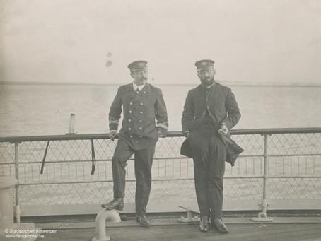 Aalmoezenier Cuypers en de noodlottige trip van de Comte de Smet de Naeyer, 1906.