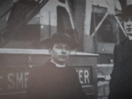 Aalmoezenier Eduard Cuypers, de jonge priester en zijn wereldwijde droom!