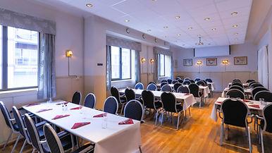 Folkets Hus Lillesalen middag