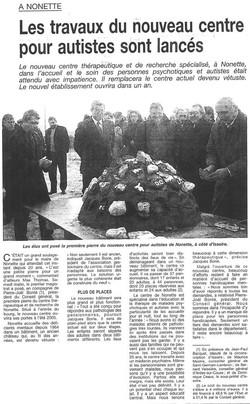 La Montagne février 2004
