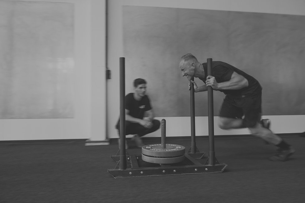 Strength conditioning