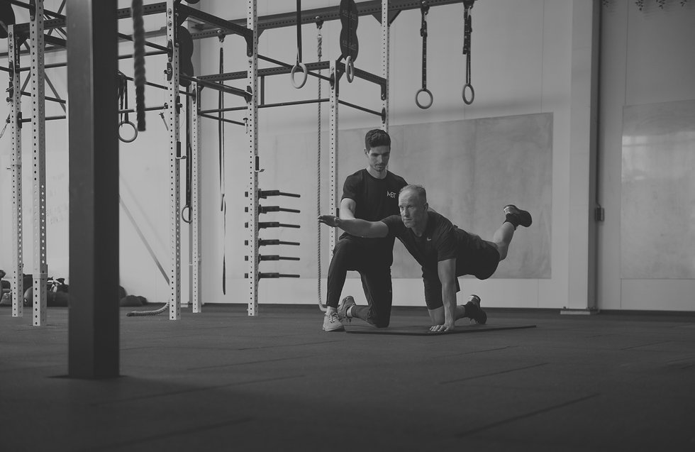 Movement Based Therapy