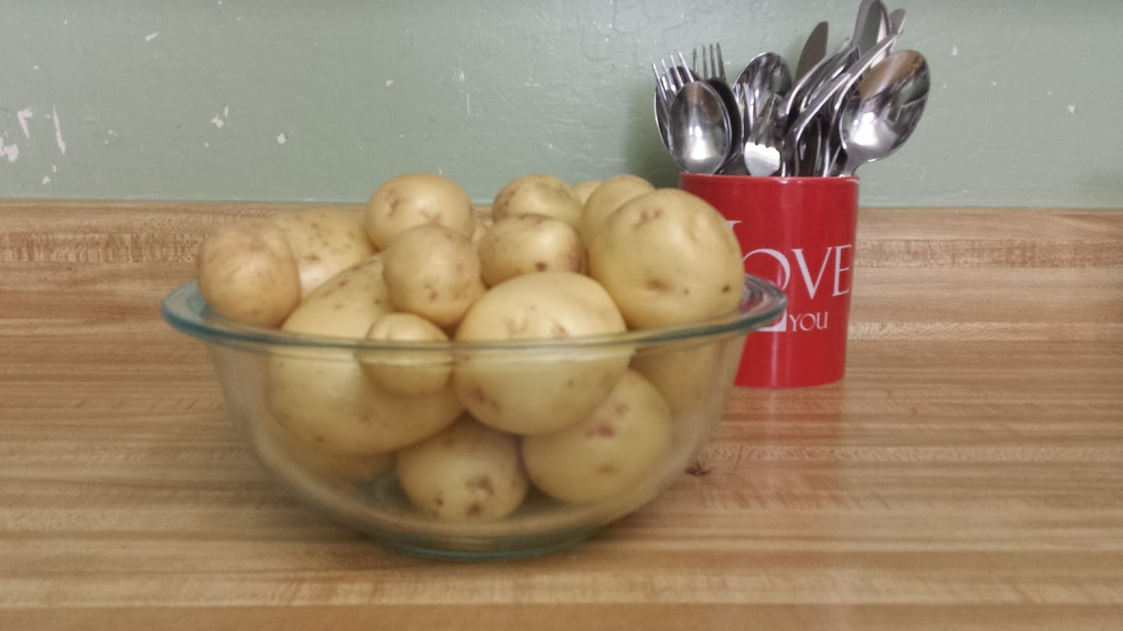 Potatoes...Yum!