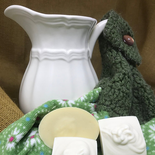 Melibran Soap, Handmade with Fresh Goat Milk - Original