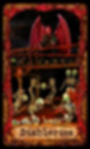 horror, sculpture, diablerie