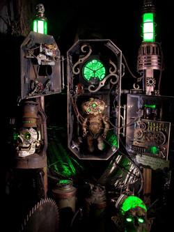 The Magick Lantern Construct