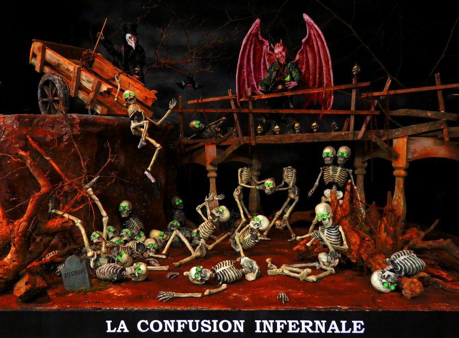 La Confusion Infernale