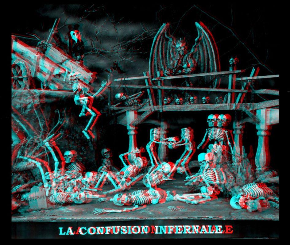 La Confusion Infernale 3D!