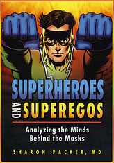 superheroes, psychiatry, popular culture, psychiatry in popular culture