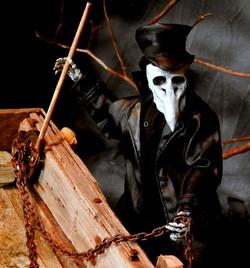 Beware the Plagueman