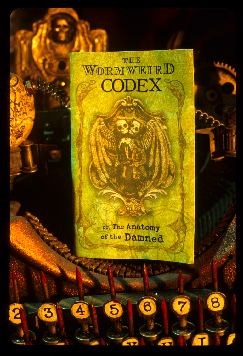 The Wormweird Codex