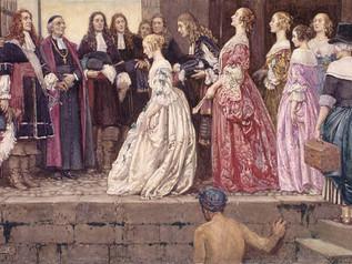 Materinska kletva Kraljevih kćeri
