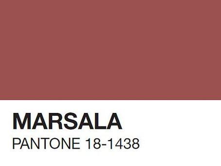 Marsala: a cor de 2015 confere elegância à joalheira