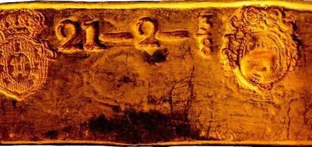 A História do Ouro no Brasil