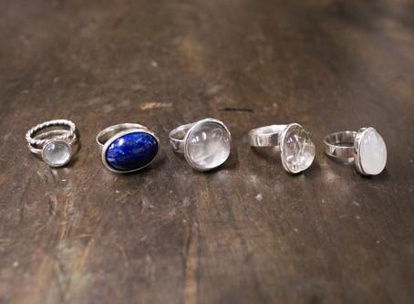 Faça o seu anel em Prata na tarde do Ourives Por 1 Dia