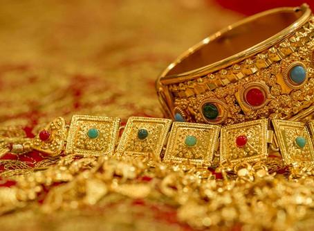 Ouro e suas diferentes cores