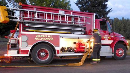 About Newman Lake Fire & Rescue!