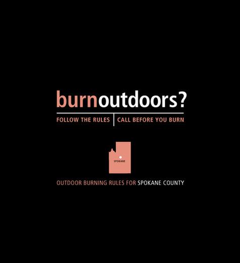 Burn Outdoors?
