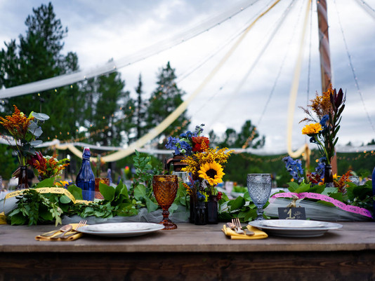 5 Sustainable Wedding Day Floral Options