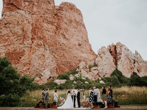 Outdoor Colorado Weddings: 6 Sustainable Alternatives