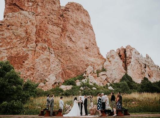 Outdoor Colorado Weddings: 6 Sustainable Alternatives