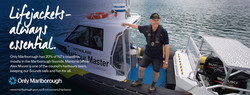 Council Building Banner Harbour Master w