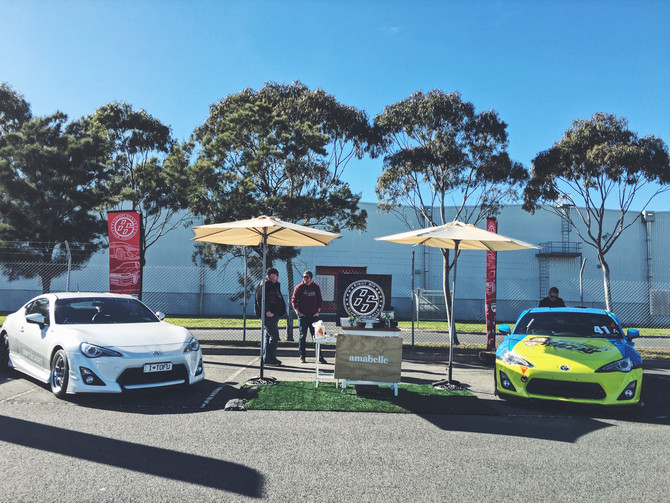 All Toyota Winterfest at Toyota Altona Plant