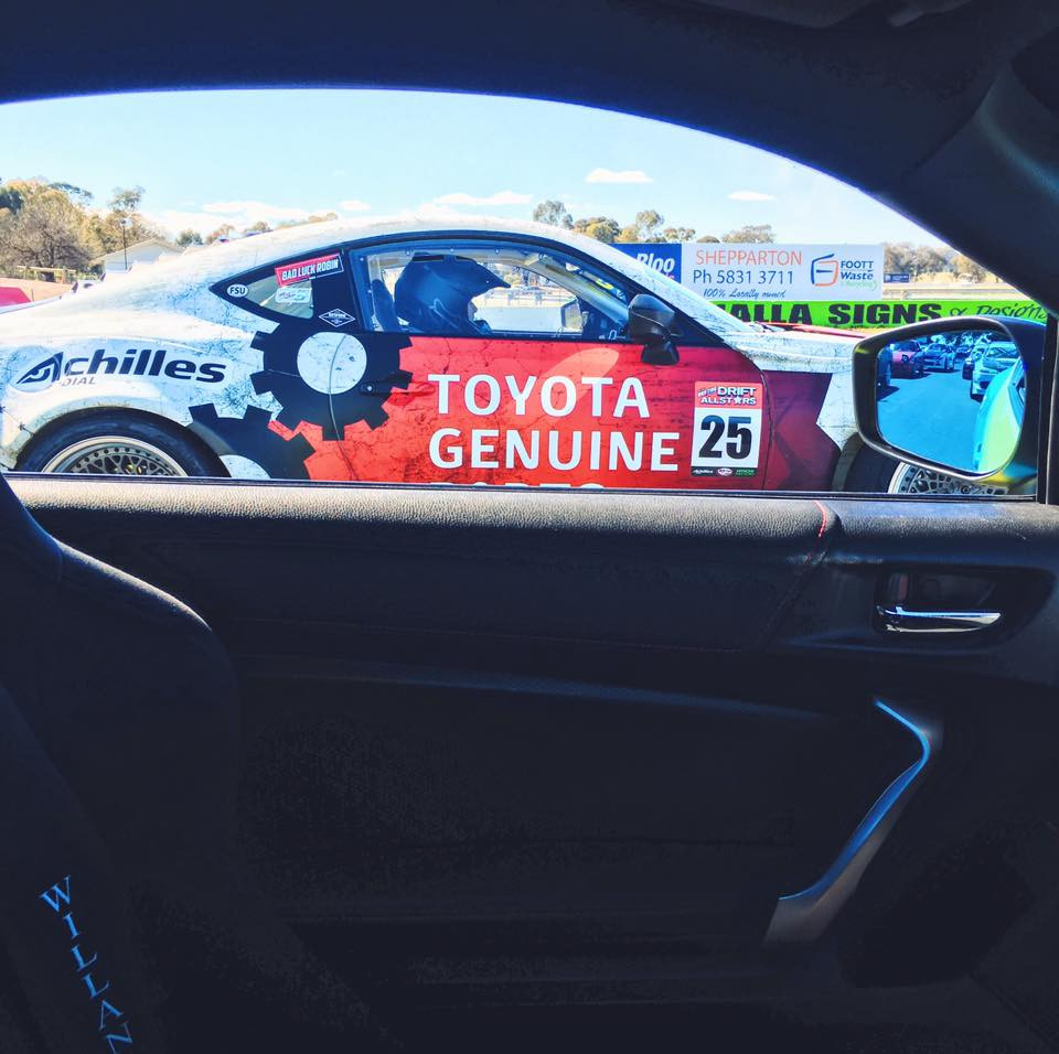 Beau Yates Toyota 86 Drift Car