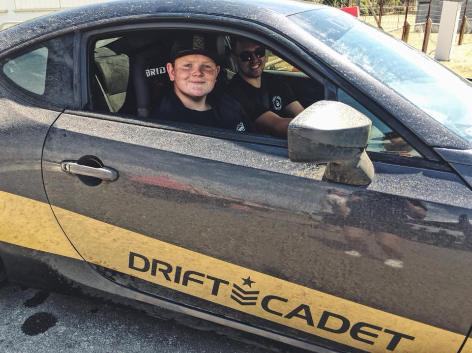 Drift Cadet Drift School Melbourne Australia