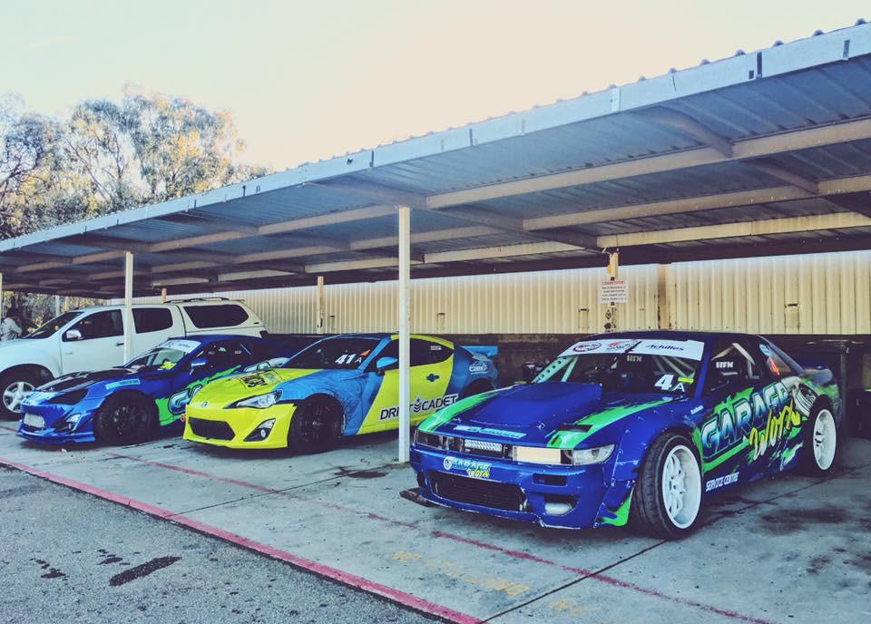 Garage Worx S13 Toyota 86 Drift Cadet