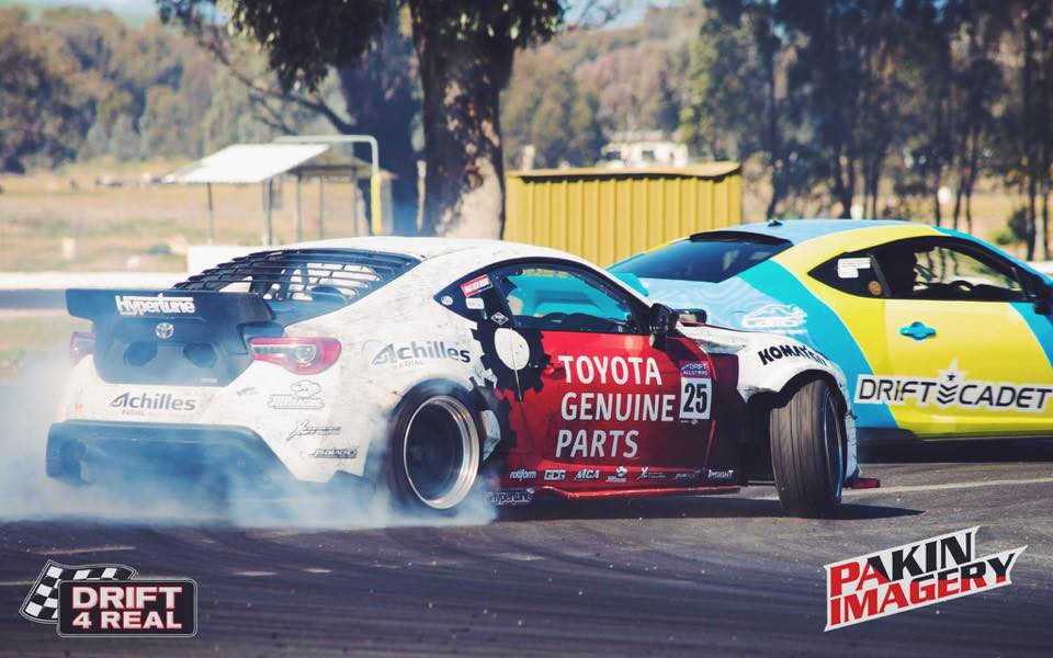 Drift Cadet Toyota 86 Beau Yates Drift Car
