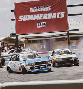 Drifting_at_Summernats_WTF_Everingham_-4
