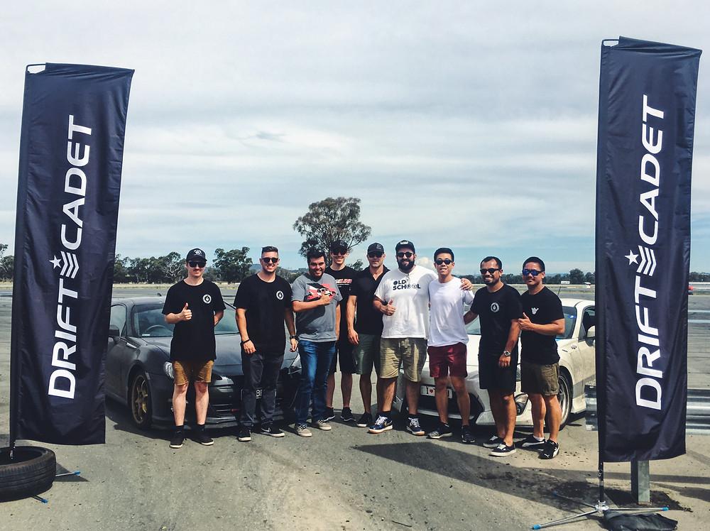 Drift School Melbourne Toyota Motorsport Harrop Engineering