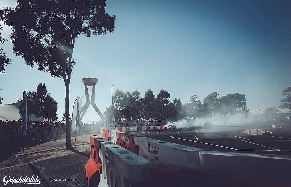 Melbourne Drift School