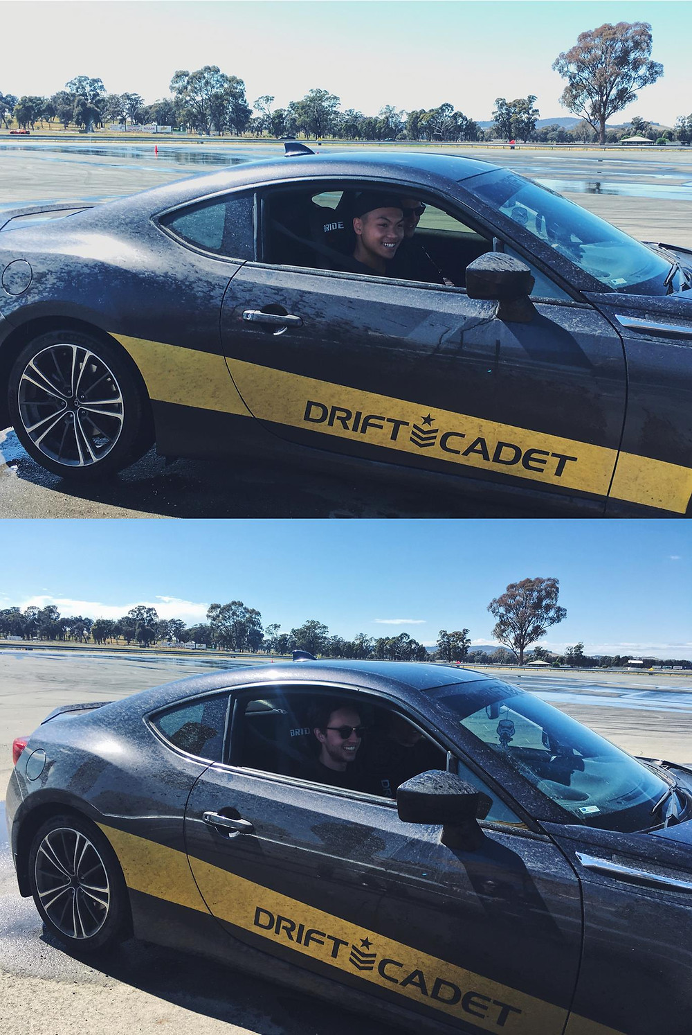 Drift Cadet Drift School Beginners
